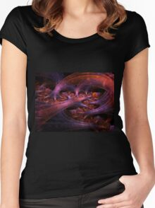 Mindstreams Women's Fitted Scoop T-Shirt