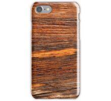 Wood Grain in Eucalyptus iPhone Case/Skin