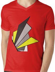 Shatterwing Lightening Mens V-Neck T-Shirt