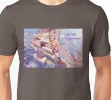 Was I able to live in your heart? Unisex T-Shirt