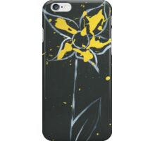 Yellow Paint iPhone Case/Skin