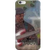 smooth groove iPhone Case/Skin