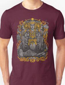 Iberian Hecate Gray Unisex T-Shirt
