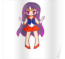 Sailor Mars (W/O Background) Poster