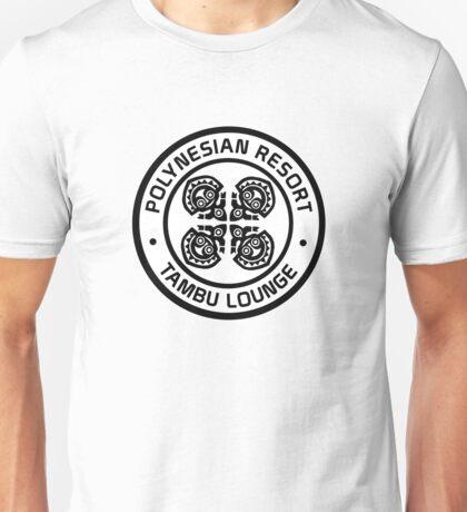 PolynesianCircleTambuLounge Unisex T-Shirt