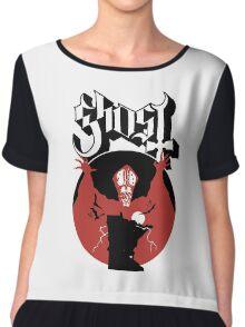 Ghost (Ghost BC) Minnesota Opus Eponymous Chiffon Top