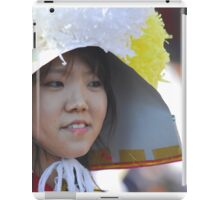 Traditional Korean Band Member iPad Case/Skin