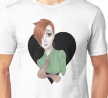 BLACK HEARTS CLUB Unisex T-Shirt