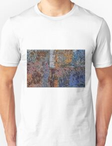 TEXTURED TILE ABSTRACT T-Shirt