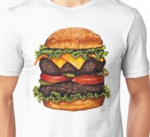 Double Cheeseburger Unisex T-Shirt