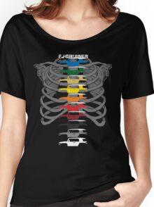 FJ Cruiser Soul  Women's Relaxed Fit T-Shirt