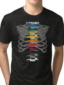 FJ Cruiser Soul  Tri-blend T-Shirt