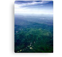 Smoky Mountain View Canvas Print