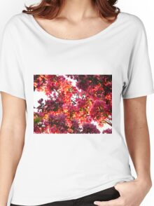 Honeyed pinks at dusk Women's Relaxed Fit T-Shirt