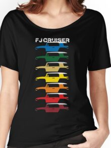 FJ Cruiser Color Women's Relaxed Fit T-Shirt