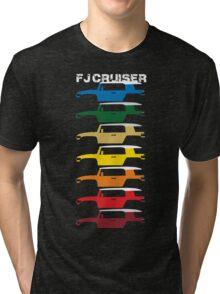 FJ Cruiser Color Tri-blend T-Shirt