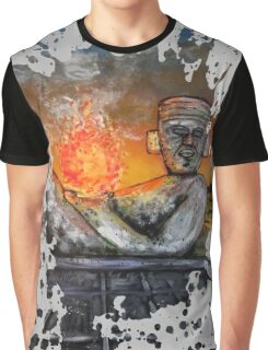 Chacmool Graphic T-Shirt