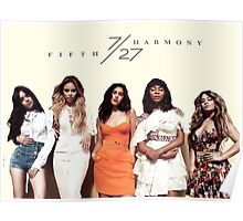 5H Yellow. Poster