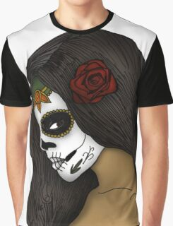 The Day Of The Dead Girl (2) Graphic T-Shirt