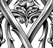 """""""YAMOLODOY"""" Design pattern Sticker"""