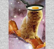 bacon egg cat Unisex T-Shirt