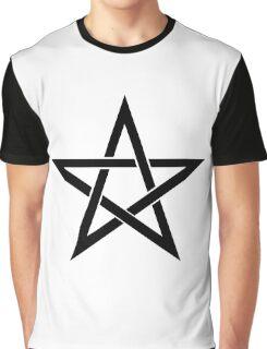 Onmyouji Stare Black Graphic T-Shirt