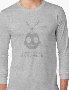 CLANK (ROBOT DEFECT B5429671) Long Sleeve T-Shirt