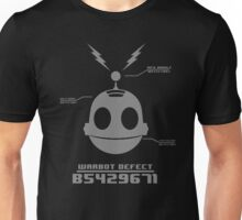 CLANK (ROBOT DEFECT B5429671) Unisex T-Shirt