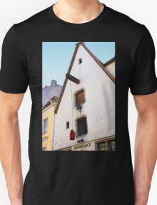 Peppersack, Old Town, Tallinn, Estonia Unisex T-Shirt