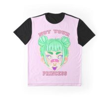 Not Your Princess  Graphic T-Shirt
