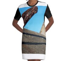 Trip to Wollongong Harbour (2) Graphic T-Shirt Dress