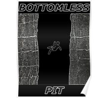 Death Grips Bottomless Pit Poster