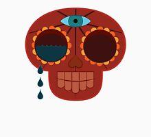Crying sugar skull Unisex T-Shirt