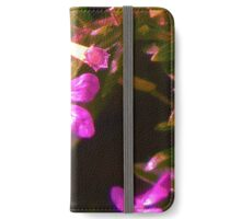 Pub Flower iPhone Wallet/Case/Skin