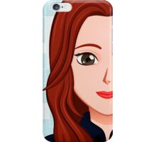 Carter, the Designer iPhone Case/Skin