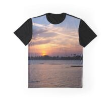 Contrail glory Graphic T-Shirt