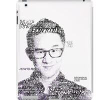 Jason Chen iPad Case/Skin