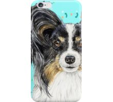 Papillon - Continental Toy Spaniel iPhone Case/Skin