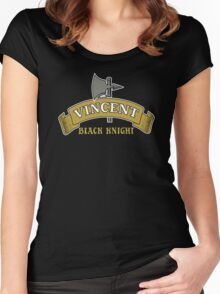 Vincent Black Knight Women's Fitted Scoop T-Shirt