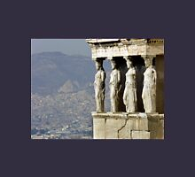 The Porch of the Caryatids of The Erechitheion T-Shirt