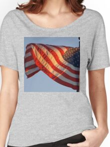 Old Glory Women's Relaxed Fit T-Shirt