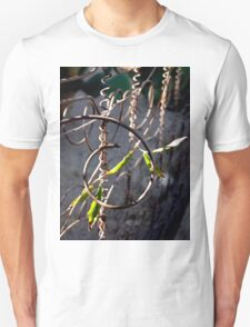 The Box Spring Fence Unisex T-Shirt