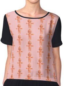 Kewpie Doll  Chiffon Top
