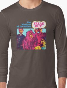 The Mothers Of Invention - Freak Out Long Sleeve T-Shirt