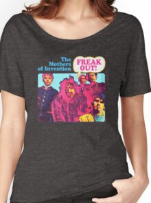 The Mothers Of Invention - Freak Out Women's Relaxed Fit T-Shirt