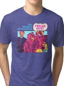 The Mothers Of Invention - Freak Out Tri-blend T-Shirt