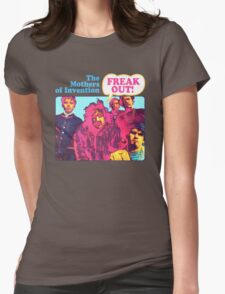 The Mothers Of Invention - Freak Out Womens Fitted T-Shirt