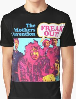 The Mothers Of Invention - Freak Out Graphic T-Shirt