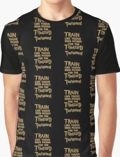 train tournament Graphic T-Shirt
