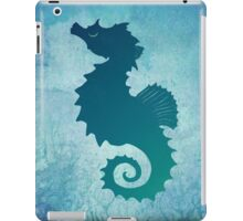 Seahorse of a Different Color ~ Marine Life iPad Case/Skin